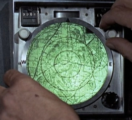 Goldfinger and the GPS navigating system