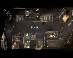 Dogville - The map