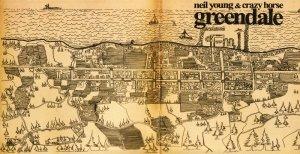 Pochette de l'album Greendale