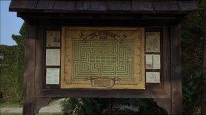 Plan du labyrinthe