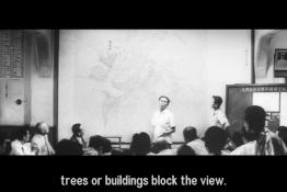 GIS and Kurosawa / Kurosawa et les SIG