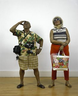 © Estate of Duane Hanson/VAGA, New York/DACS, London 2004