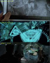 Dispositifs spaciaux dans X-men 2