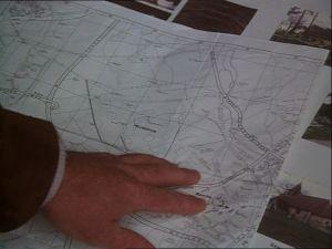 Sam's map / La carte de Sam