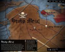 Map of Metal