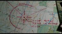 Commando's map / La carte du commando
