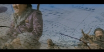Still frame #1 of an animated version of the map: everybody is goin g to meet at the final location