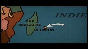 Lîle de la Réunion