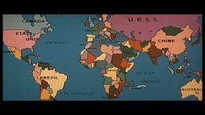 World map / Planisphère