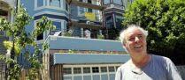 A San Francisco, où est la maison… bleue de Maxime Le Forestier ?
