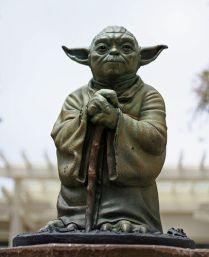 Yoda's Materializations / Matérialisations de Yoda