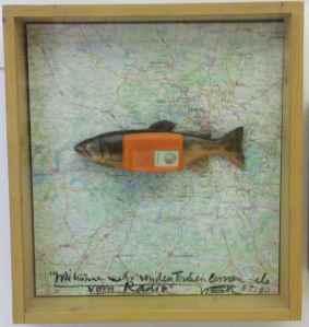 Fish with the radio