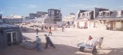 Paris ensablé en 2070