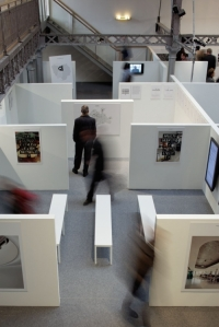 "Exposition ""Work in process"", Pavillon de l'Arsenal"