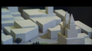 Model city / Maquette de la ville