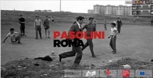 Site internet Pasolini Roma (copyright Cinémathèque française, 2013)