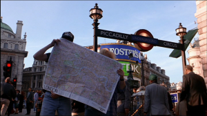 Wayne and Garth's londonians stand-ins / Les doublures londoniennes de Wayne et Garth