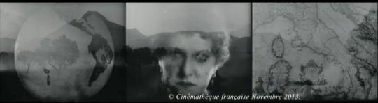 (Image de Napoléon d'Abel Gance, copyright Cinémathèque française, novembre 2013)