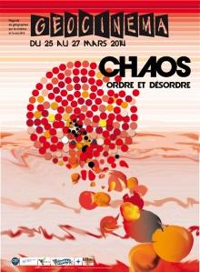 Affiche du Festival GéoCinéma 2014