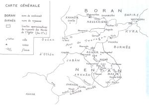 Carte générale (copyright Seuil)
