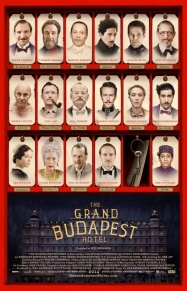 """Affiche du film """"The Grand Budapet Hotel"""" (copyright American Empirical Pictures, 2014)"""