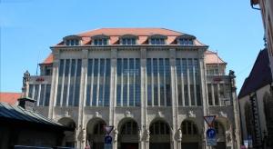Photo de l'Hôtel Görlitz (Warenhaus Karstadt-Hertie, à Görlitz, Allemagne. Copyright qbido)