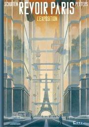 """(Affiche de l'exposition """"Revoir Paris"""")"""
