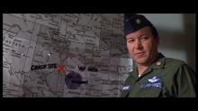 Major Manchek's map / La carte du Major Manchek