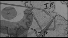 Bomb run on Kiel planning / Préparation du bombardement de Kiel