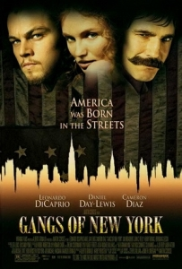 (Affiche de Gangs of New-York)