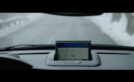 Les chemins de traverses que s'autorise Monsieur Sim vus par son GPS