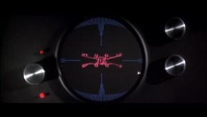Darth Vader targeting device / Outil de visée de Darth Vader
