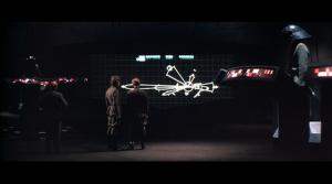 Death star navigation system / Système de navigation de l'Étoile de la mort