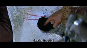 Map's hole / Le trou dans la carte