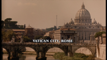 The Godfather: Part III - Vatican - 50th minute
