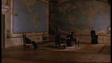 The Godfather: Part III Manhattan Gilday office - 42th minute