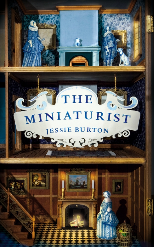 Miniaturiste de Jessie Burton : la miniature comme représentation du monde de l'intime / The Miniaturist of Jessie Burton : the miniature as a representation of the world of intimate