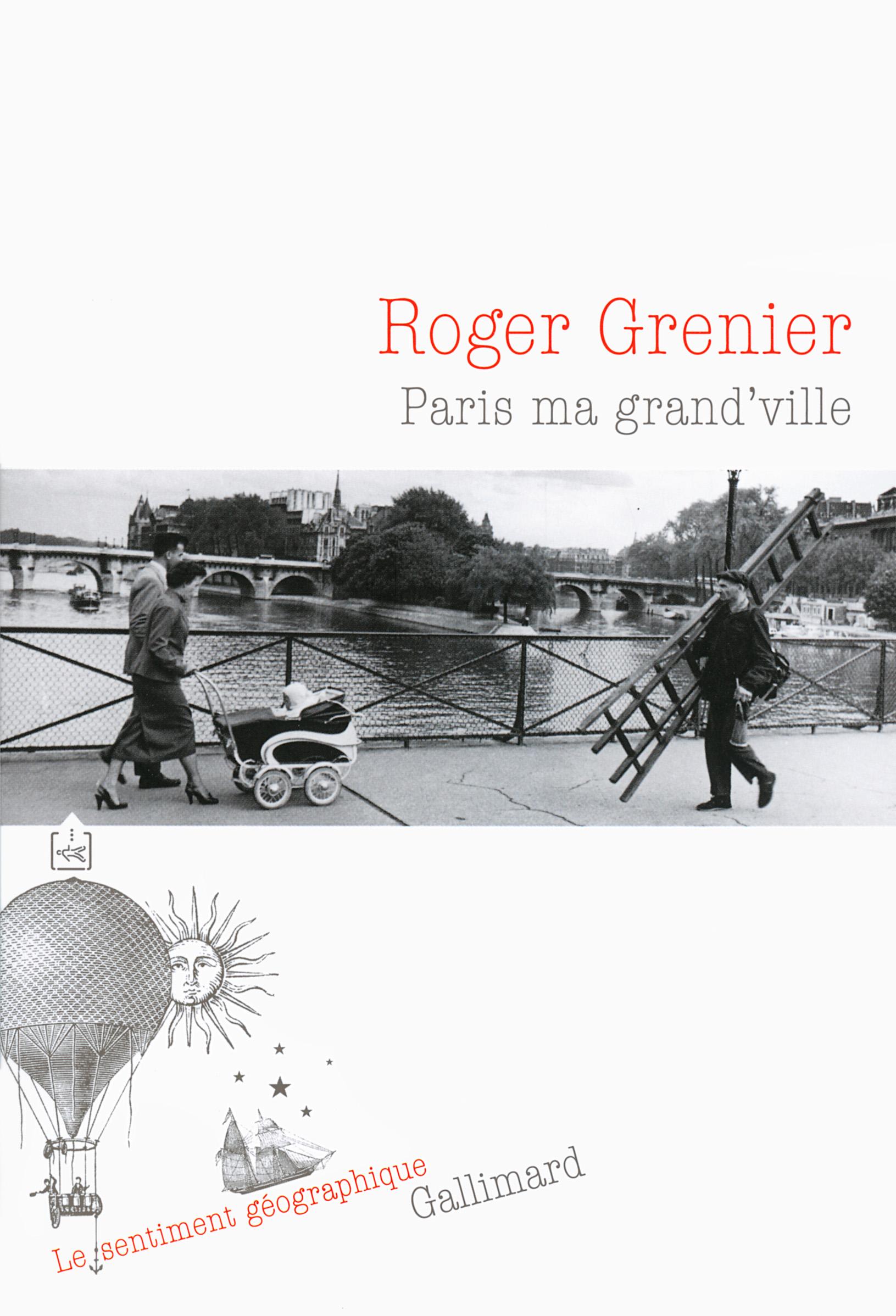Direction Matignon ! Un hommage à Roger Grenier/ To Matignon ! A tribute to Roger Grenier
