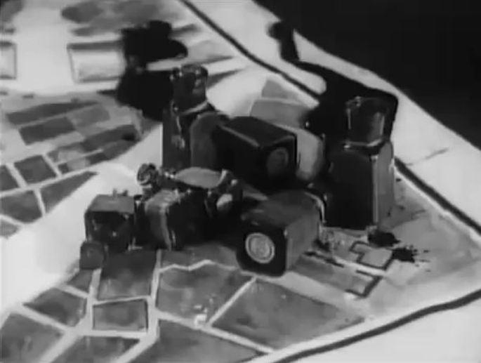 Les pensées conjointes de la cartographie et du cinéma. Cinétrens n°2, éditorial.