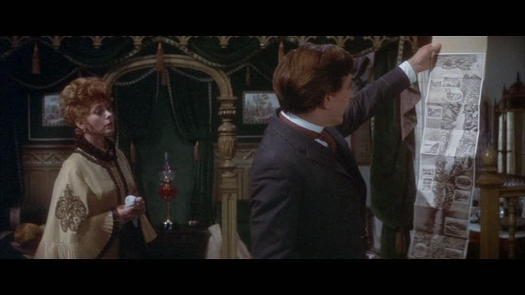 Un film-géographe. La vie privée de Sherlock Holmes par Billy Wilder