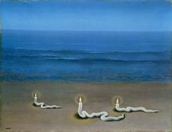 Méditation de René Magritte, 1937