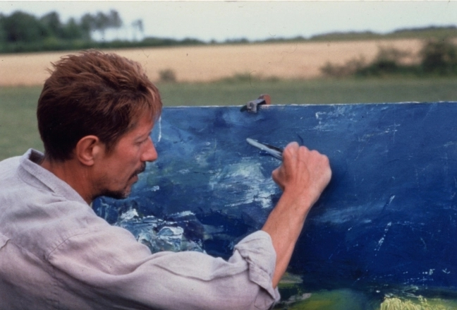 L'espace des peintres au cinéma (2ème partie)/ Painters' space in cinema (2nd Part)