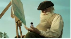 L'espace des peintres au cinéma (3ème partie)/ Painters' space in cinema (3rd Part)