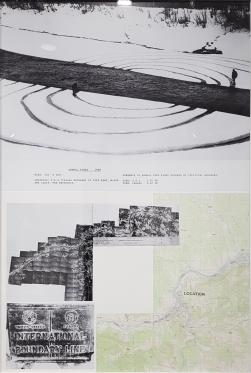 Annual rings, Dennis Oppenheim, 1968, MAMC+