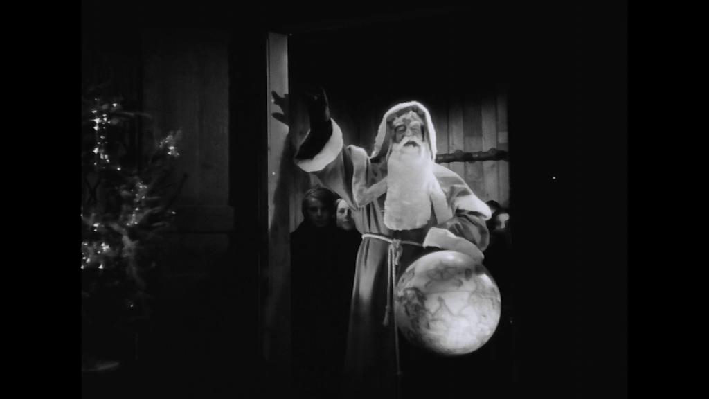 Les globes du Père Noël