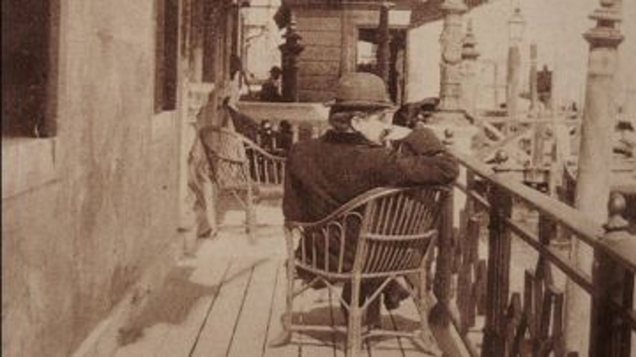"""Citation : """"Combiner des voyages"""" avec Proust"""