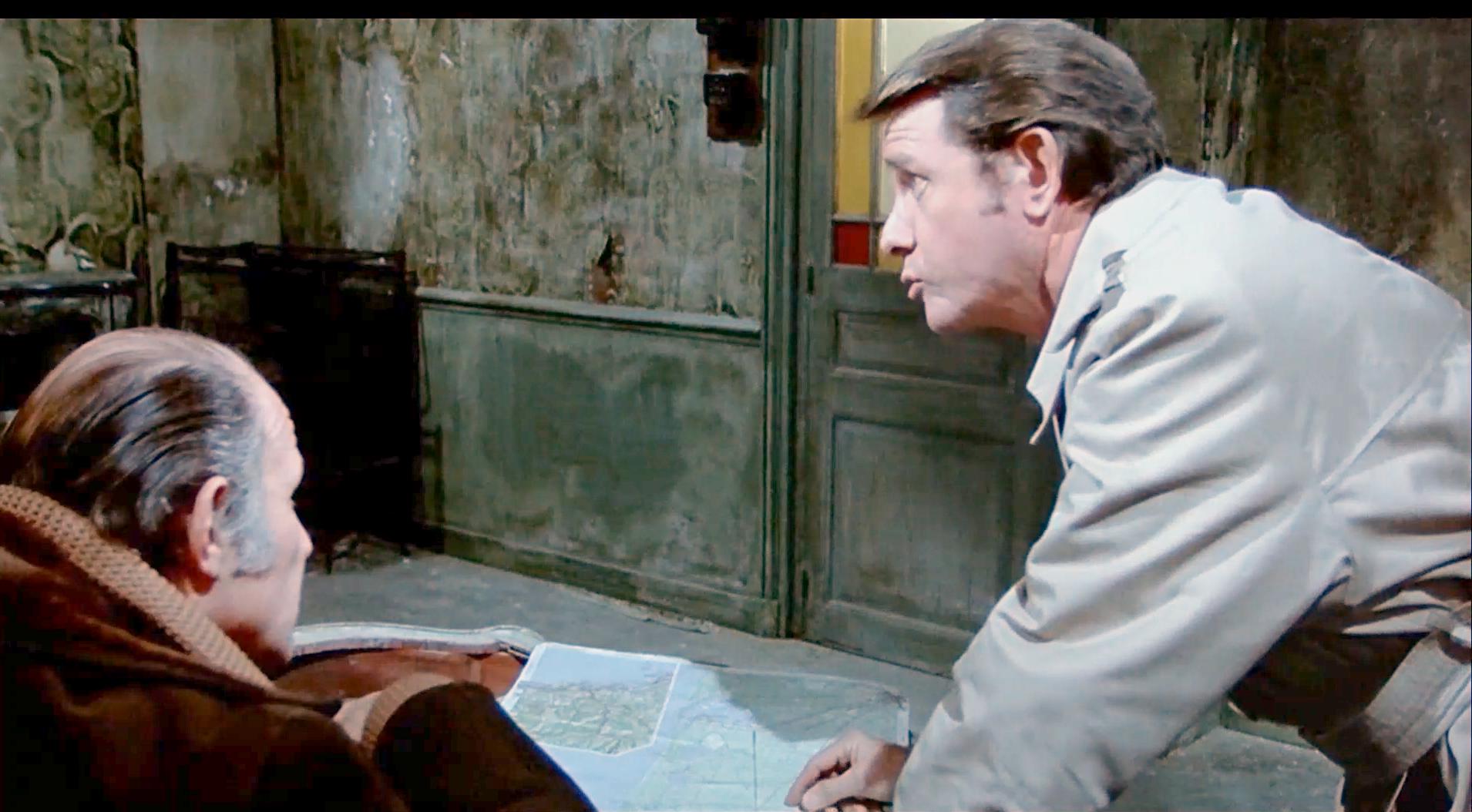 Les cartes du gendarme et des voleurs – Maps of the Policeman and the Thieves (Un flic. Melville)